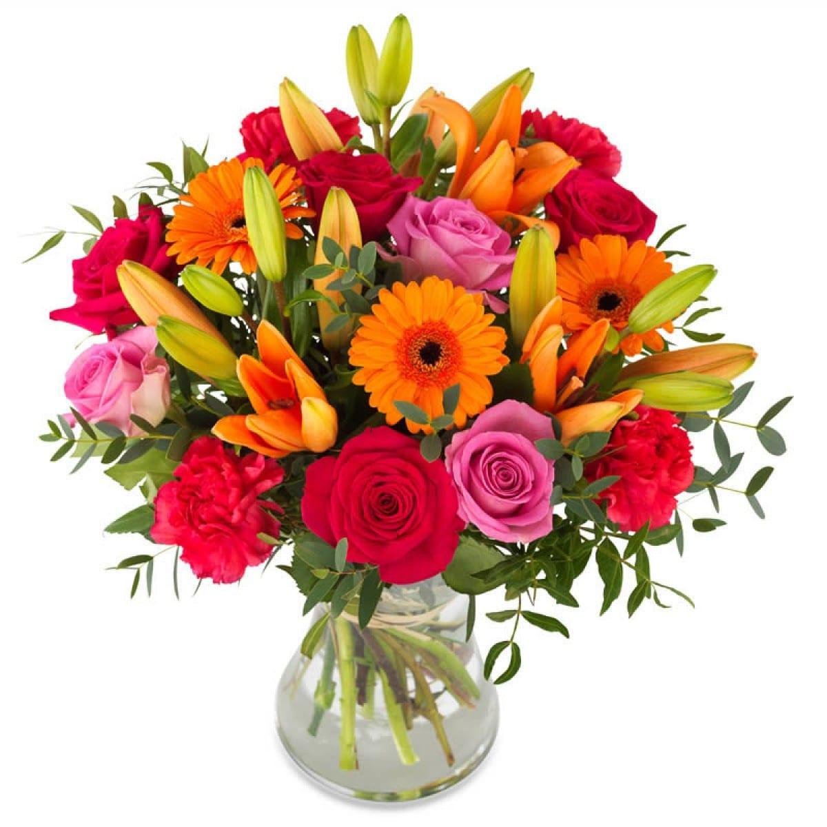 گل هایی که برایتان شانس می آورند.