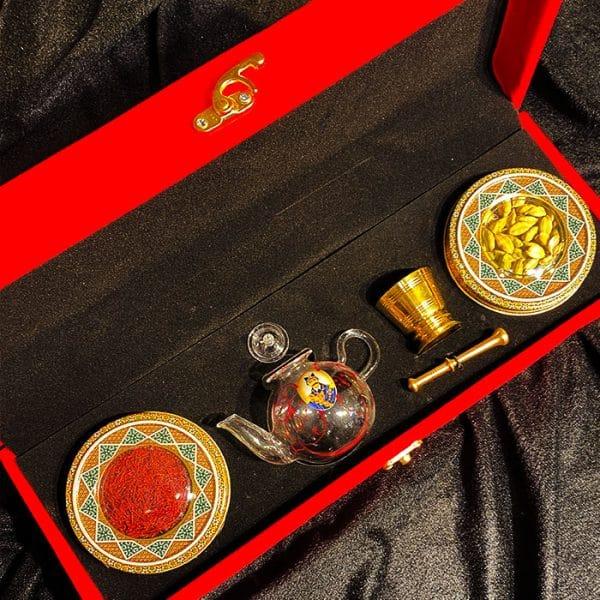خرید زعفران کادویی در مشهد